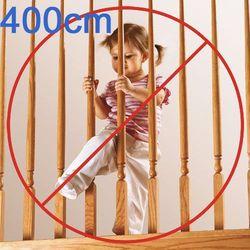 Zabezpieczenie balustrady, do balustrad, 400x90cm - 400cm