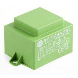 EI 48/17 Transformatory do PCB, SPK SPK 0802424 Spitznagel SPK 0802424 230 V 2 x 24 V 2 x 208 mA 10 VA