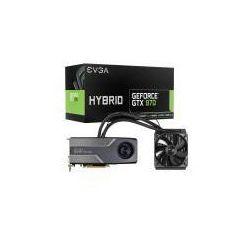 Karta graficzna EVGA GeForce GTX 970 Hybrid 4GB GDDR5 (256Bit) 2xDVI/HDMI/DP (04G-P4-1976-KR) Darmowy odbiór w 19 miastach!