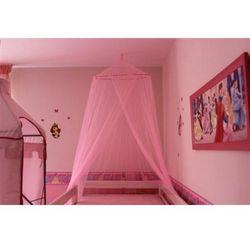 Rovens.pl Moskitiera w kolorze różowym - Baldachim nad łóżko