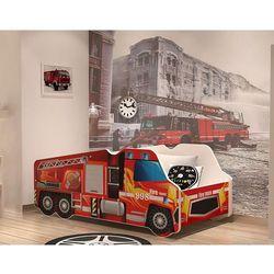 Łóżko parterowe Ciężarówka 140x70