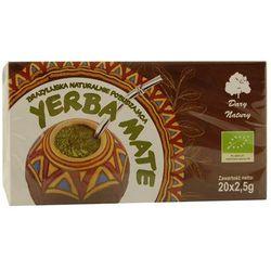 Yerba Mate - herbatka ekspresowa