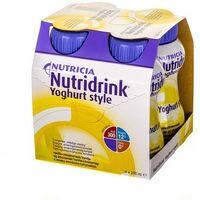 Nutridrink Yoghurt Style Waniliowo-cytrynowy 4*200ml