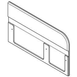 Ścianka dodatkowo zabezpieczająca Z-ANMW001