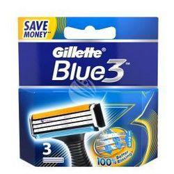 Gillette Blue 3 (M) wkłady do maszynki do golenia 3 szt