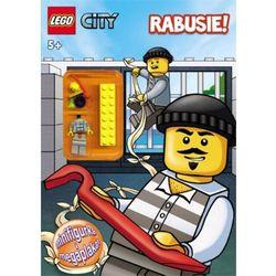 LEGO? City. Rabusie! + FIGURKA (opr. miękka)