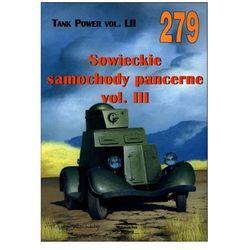 SOWIECKIE SAMOCHODY PANCERNE VOL.III MILITARIA 279 (opr. miękka)