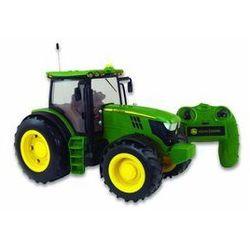 Traktor John Deere zdalnie sterowany