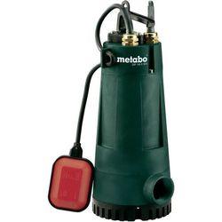 Pompa zanurzeniowa do czystej wody Metabo DP 18-5 SA 6.04111.00, 800 W, 1.2 bar, 18000 l/h, 12 m