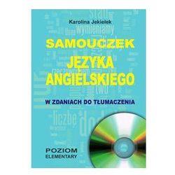 Samouczek języka angielskiego w zdaniach do tłumaczenia + CD