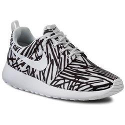 Buty NIKE - Nike Roshe One Print 599432 110 White/White/Black