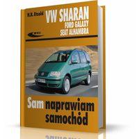 Volkswagen Sharan Ford Galaxy Seat Alhambra (opr. broszurowa)