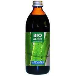 BIO Sok z Aloesu 99,99% 500ml - BioAvena - EKO