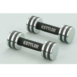 Hantelki chromowane 2*3 kg Kettler 7446-350 :: Polecany sklep :: Zaufany sprzedawca :: Dobry kontakt :: Tel. 228878373