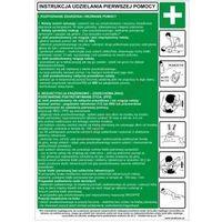 Instrukcja udzielania pierwszej pomocy