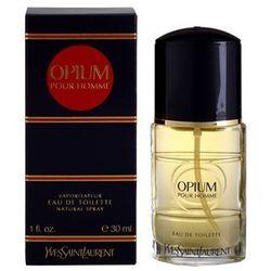 Yves Saint Laurent Opium pour Homme woda toaletowa dla mężczyzn 30 ml + do każdego zamówienia upominek.