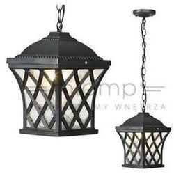 Zewnętrzna LAMPA wisząca TAY 5293 Nowodvorski oprawa ZWIS do ogrodu IP23 outdoor czarny