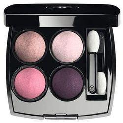 Chanel Les 4 Ombres Multi-Effect Quadra Eye Shadow Poczwórne cienie do powiek 228 Tisse Cambon 1,2g