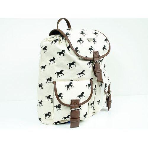 bef88be42bd19 Plecak Szkolny Vintage Hipster Plecaki Konie T15 - T15 - porównaj ...