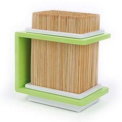 Stojak bambusowy na noże zielony FAKIRG - Cookut