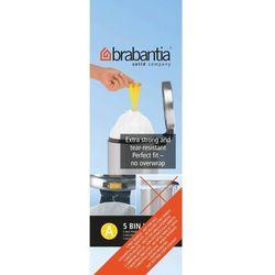 Brabantia - Worki na śmieci - Rozmiar A – 3L - 20 szt