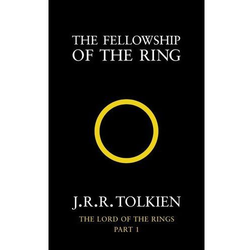 The Fellowship of the Ring - Tolkien J.R.R. - książka
