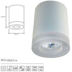 Tuba sufitowa PP P 1055/1 White