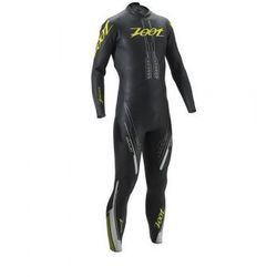 OSTATNIA SZTUKA! r. L - ZOOT Pianka do pływania męska - WET M Z Force 1.0 WetZoot