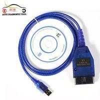 Vag 409 VAG-COM 409.1 Vag Com 409.1 KKL OBD 2 USB VAG409.1 Cable Scanner Tool Interface Accessories For Audi/VW/Seat/Skoda