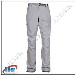 Spodnie trekkingowe męskie MILO JUULY - grey