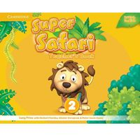 Super Safari Level 2 Teacher's Book (opr. miękka)
