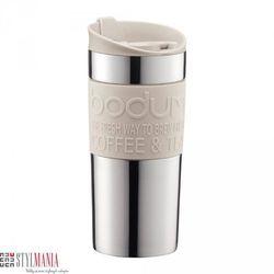 Kubek termiczny Bodum Travel Mug 350 ml biały 11068-913