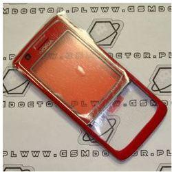 Obudowa Nokia 6288 przednia czerwona