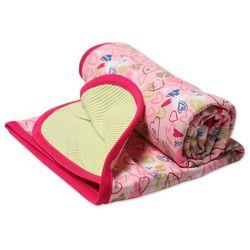 Kocyk bawełniany - Love you