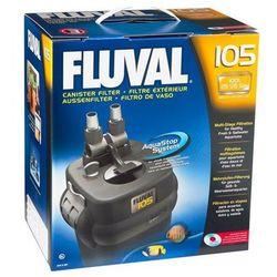 FLUVAL 106 filtr zewnętrzny kubełkowy do akwarium 100l
