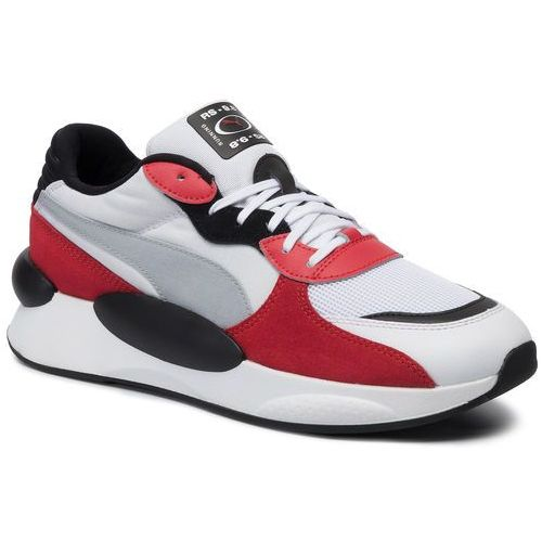 Sneakersy PUMA - Rs 9.8 Space 370230 01 Puma White/High Risk Red