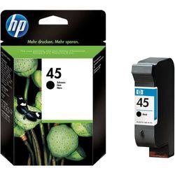 Tusz HP 51645A (45), oryginalny, czarny