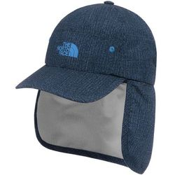 872702c09f6 The North Face czapka z daszkiem Youth Party Back Hat Cmic blue denim rain  print -