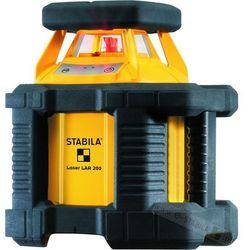 Niwelator Laserowy rotacyjnay Stabila LAR 200