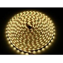Taśma LED line 300 SMD 3528 biała ciepła w powłoce silikonowej IP65 1 metr - biały ciepły