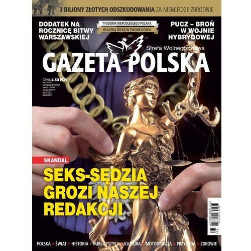 Gazeta Polska 30/08/2017 - No author - ebook