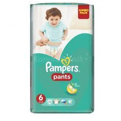 Pampers Active Baby Pants pieluchomajtki JP Extra Large 44 szt