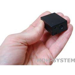 Mini kamera do ukrycia, 640 x 480 px, możliwość programowania, funkcja nadpisywania nagrań, kamera poklatkowa, DVR-AV4