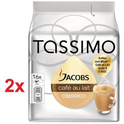 Kawa Tassimo Cafe au lait