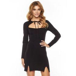 Sukienka Ivonne w kolorze czarnym
