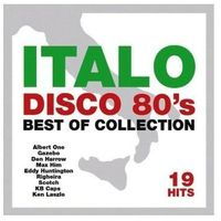 Italo Disco 80s best of collections CD - praca zbiorowa