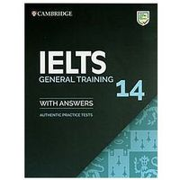 IELTS 14 General Training Student's Book with Answers (opr. miękka)