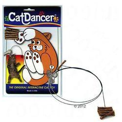 Cat Dancer Wędka dla kota - 3 sztuki