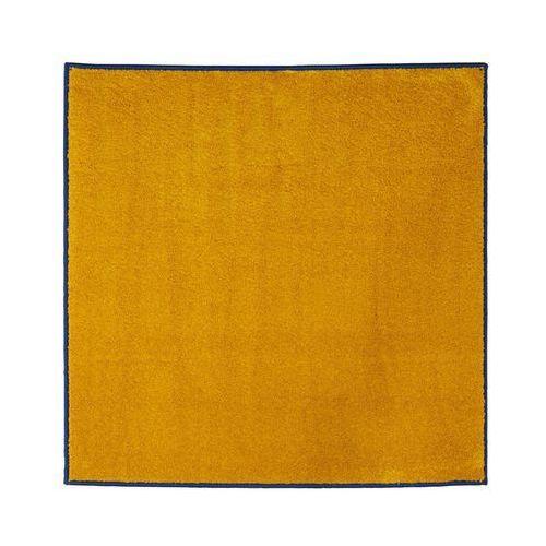 Dywan Kwadratowy Tati żółty 100 X 100 Cm