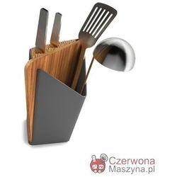 Pojemnik na narzędzia kuchenne Forminimal, szary